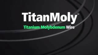 TitanMoly™ Titanium Molybdän Bogen von G&H® bei ATS-ORTHO.de