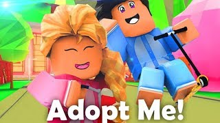 Roblox Adopt Me! Buying Ultra Rare Scooter