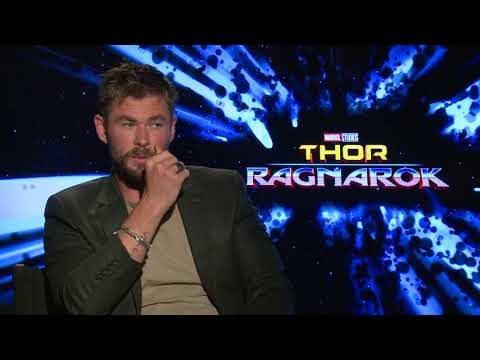 "Thor: Ragnarok || Chris Hemsworth - ""Thor"" Generic Interview 