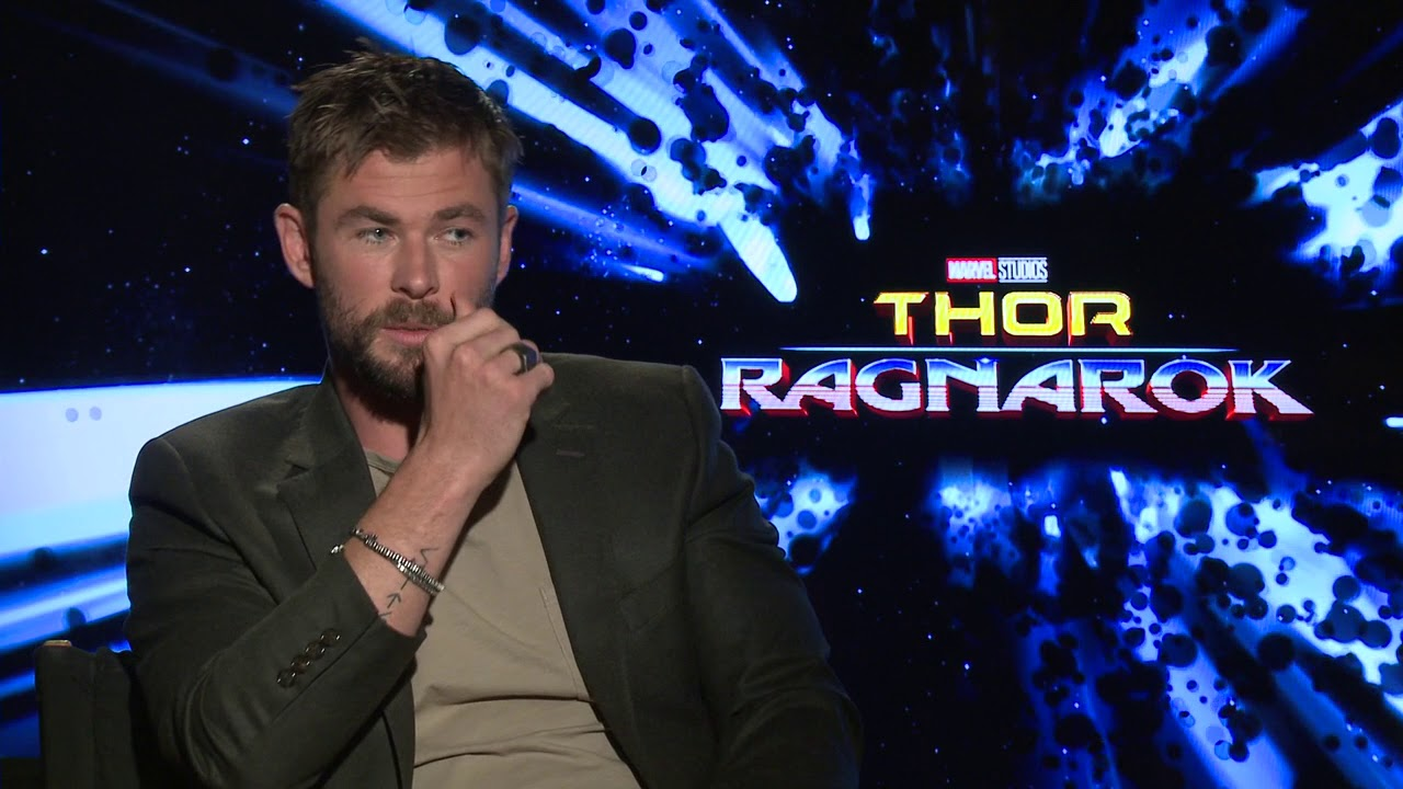 thor ragnarok chris hemsworth thor generic interview