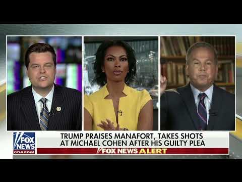 Gaetz Vs Cicilline on Fox News