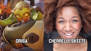 Characters and Voice Actors - Overwatch (Update 2)