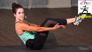 Cardio Basic Cardio and Core - Caitlin Gleeson- Move123