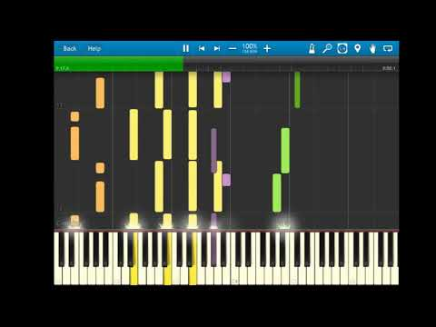 (Synthesia) Bob the Builder Theme Intro