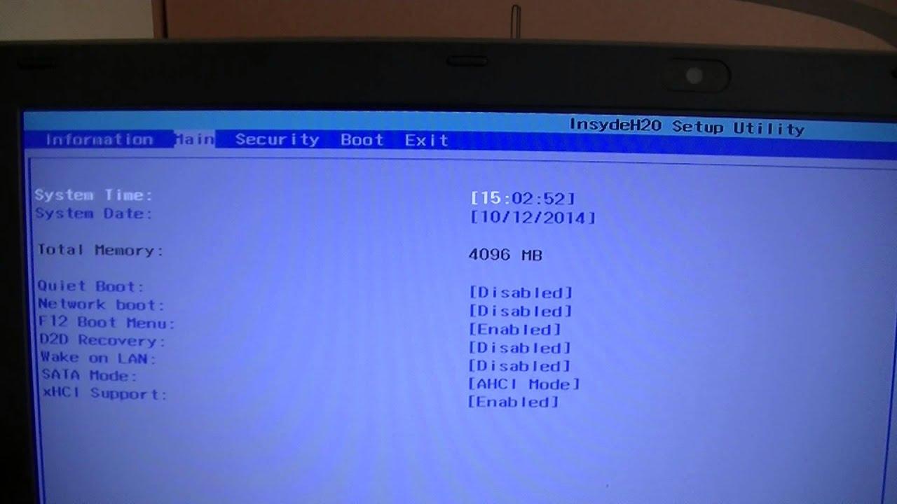 Drivers: Acer Aspire E1-772 Intel SATA AHCI