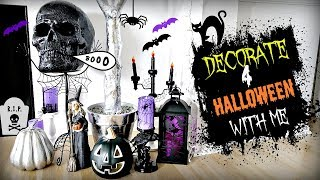 Decorate 4 Halloween w/ Me