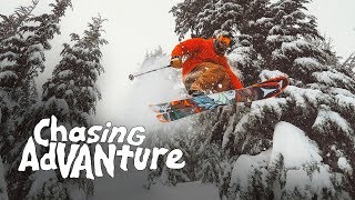 GoPro Chasing AdVANture with Chris Benchetler in 4K