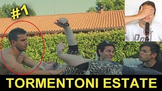 TORMENTONI ESTATE - LA PARODIA - iPantellas (REACTION)