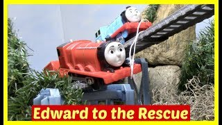 Thomas and Friends Accidents will happen | Toy Trains | Thomas the Tank Engine | Trackmaster Edward