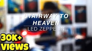 Stairway to Heaven solo (cover) || Ishan