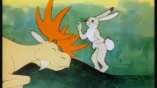 Про лося и зайца