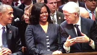 A.I. Artificial Intelligence Learns Body Language The Tale of 3 Bush Funerals (A.I.Yuber)
