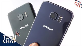 Samsung Galaxy S7 vs Galaxy S6 – CAMERA Review (4K)