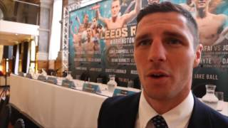 TOMMY COYLE - 'I WILL BE THE FIRST MAN FROM HULL TO WIN BRITISH TITLE' /TALKS NURSE & MOVING WEIGHT