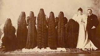 Почему судьба семи сестер Сазерлэнд с невероятными волосами была трагичной.
