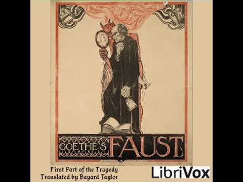 Faust I by Johann Wolfgang von GOETHE read by David LawrenceTriciaG | Full Audio Book