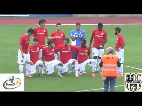 Virtus Bergamo 1909-Union ArzignanoChiampo 1-2, Sedicesimi di Coppa Italia Serie D 2016/2017