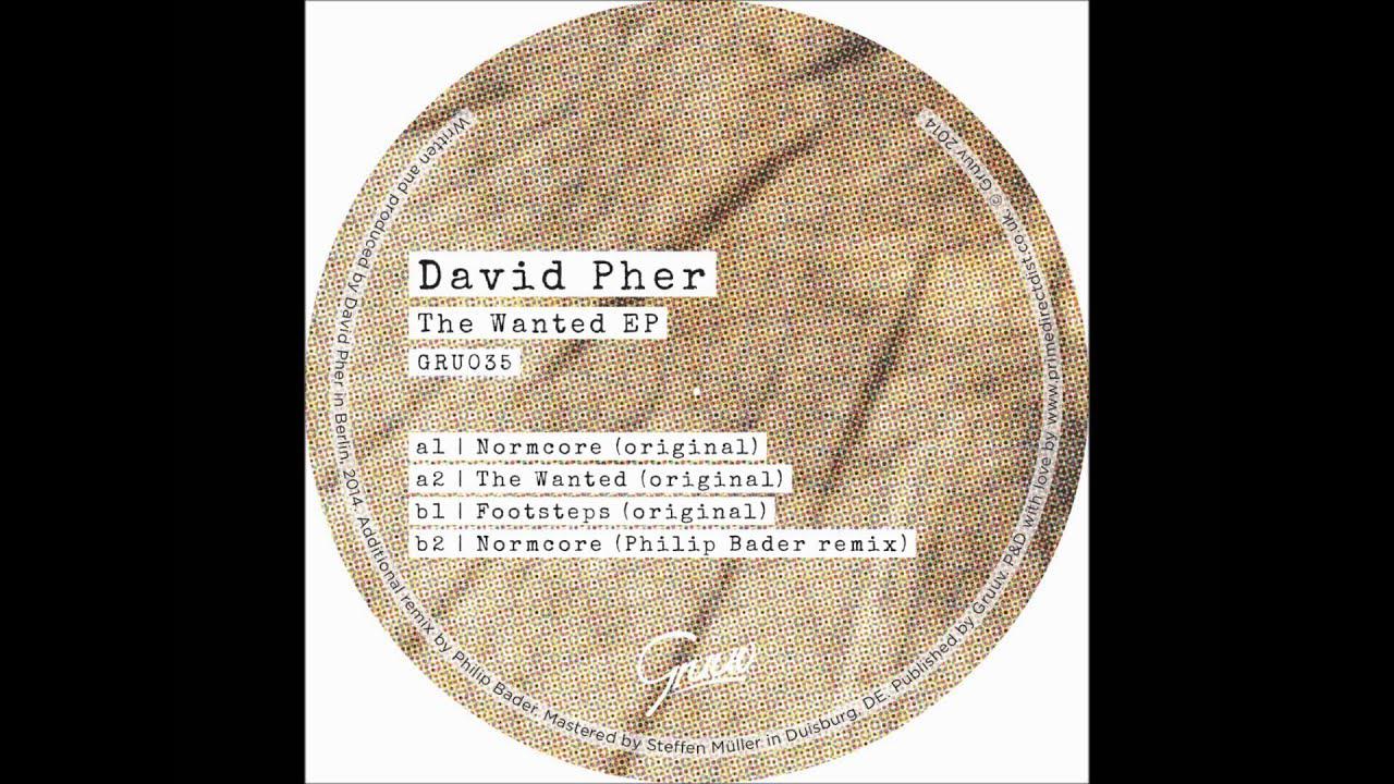 Download David Pher - Normcore (Philip Bader remix)
