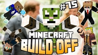 Minecraft Build Off #75 - BRUILOFT!