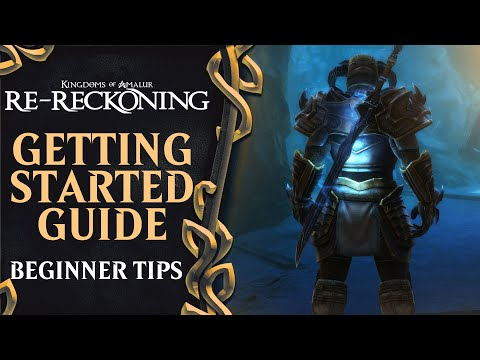 Kingdoms of Amalur Re-Reckoning Getting Started Tips: Things I Wish I Knew Before I Played