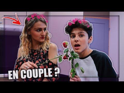 MA SOEUR EST EN COUPLE ?