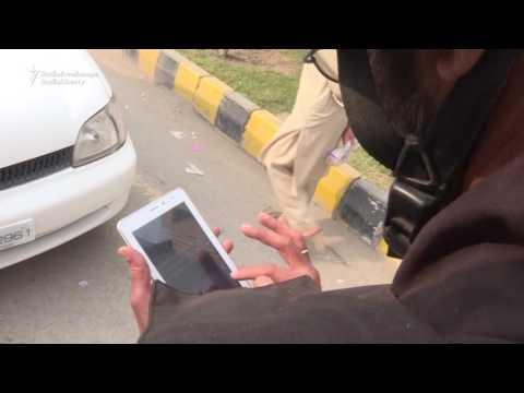 Peshawar Police Launch New Effort To Fight Crime