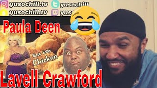 Lavell Crawford - Paula Deen | Reaction