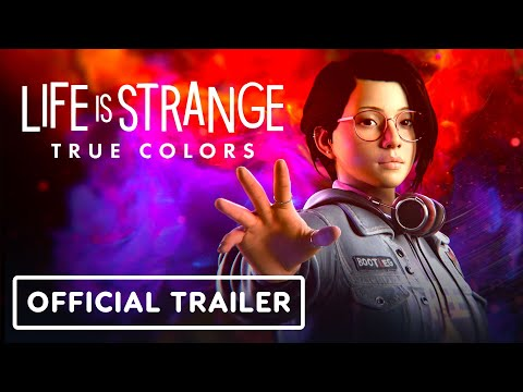 Life is Strange: True Colors - Official Trailer | Square Enix Presents 2021