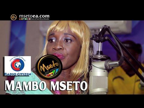 South Sudan's Mary Boyoi Live On Mseto EXtra Radio Citizen With Mzazi Willy Tuva