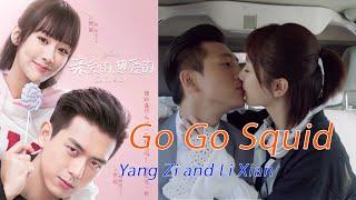Go Go Squid Full - Yang Zi Li Xian Images