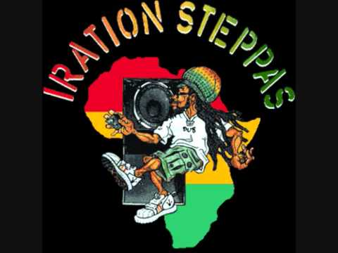 Iration Steppas - Unknown Vocalist - Dubplate?