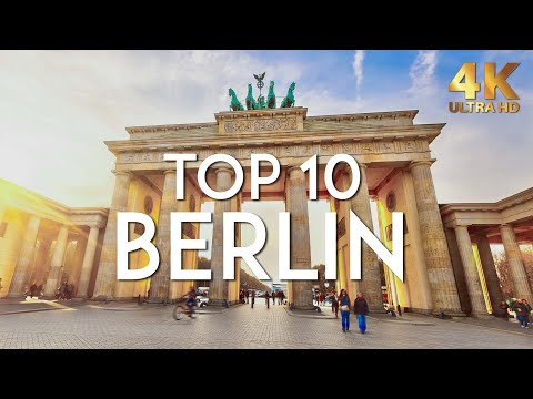 TOP 10 Things To Do In Berlin In 2020 | Germany Travel Guide In 4K