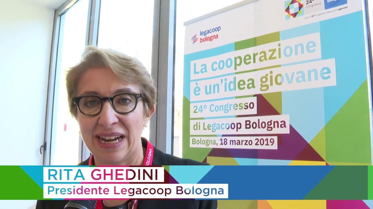 Legacoop Bologna 24o Congresso 18 marzo 2019 - YouTube