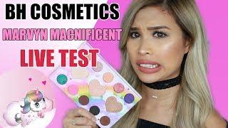 WTF ‼️ Marvyn Macnificent x BH Cosmetics MARVYCORN LIVE TEST! l KisusBeautyNews
