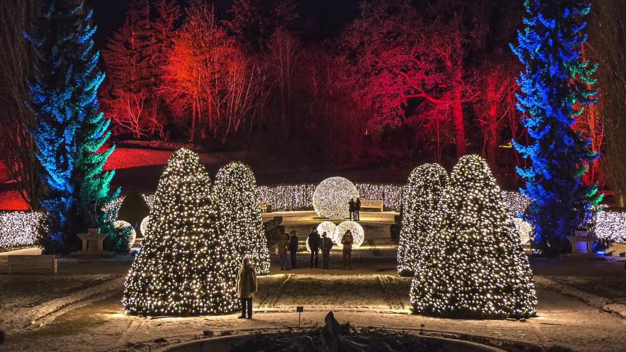 Christmas Garden Berlin 2016 / 2017 - YouTube