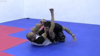 10th planet Jiu Jitsu Rubber Guard: Carni and roll to Baby arm