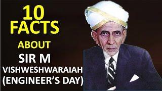 Sir M Vishweshwaraiah - Facts About Sir M Vishweshwaraiah