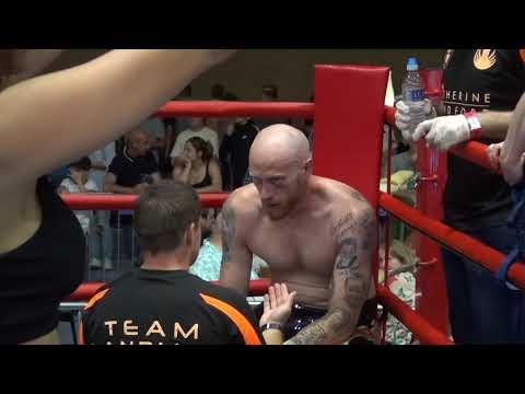 Mallimania Fight Fest Steve Sandford Vs Nick Morrish