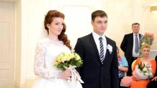 видео Дворец бракосочетания г. Новосибирск