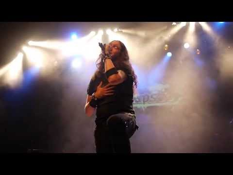 Luca Turilli's Rhapsody - King of the Nordic Twilight live@Z7 02.09.2013