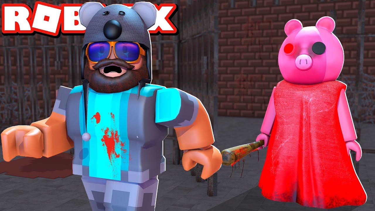 Escape Evil Grandma S House In Roblox Youtube - Roblox Piggy Jailbreak Youtube