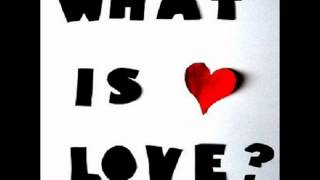Haddaway - What is love (Kristian Staylor Bootleg)