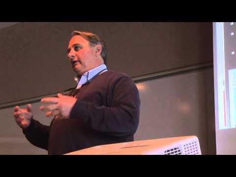 Robert Beauchemin of La Meunerie Milanaise at the PASA Winter Conference