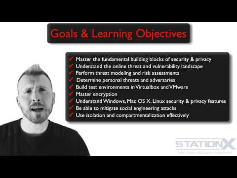 002 Goals and Learning Objectives   Volume 1