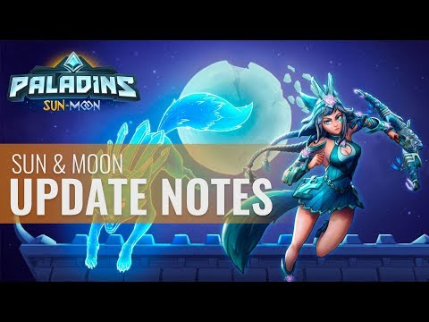Paladins - Update Highlights: Sun & Moon
