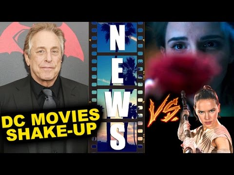 DC Movies Charles Roven, Beauty and the Beast 2017 Trailer vs Star Wars - Beyond The Trailer