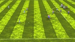 FIFA 13 iPhone/iPad - Real Betis vs. Atlético Madrid