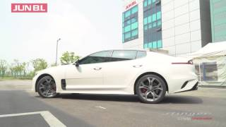 KIA Stinger 3.3T Performance Exhaust by JUN B.L