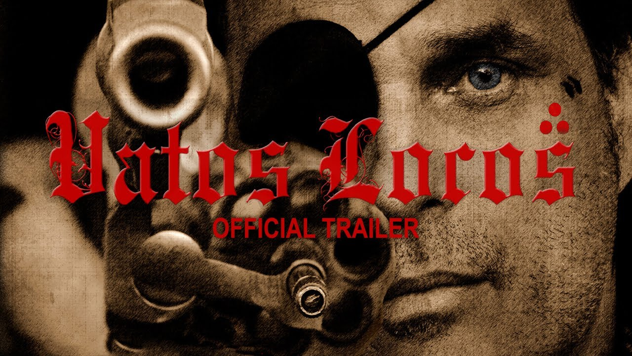 Vatos Locos 2016 Official Trailer Hd Youtube
