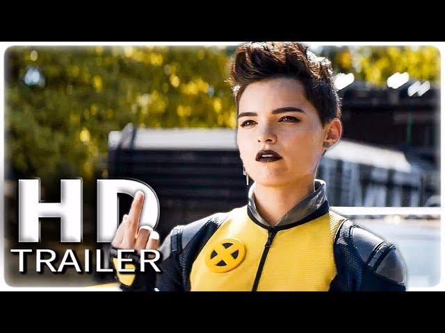DEADPOOL 2: Official Trailer (2018) Marvel   Deadopool 2 Teaser #2